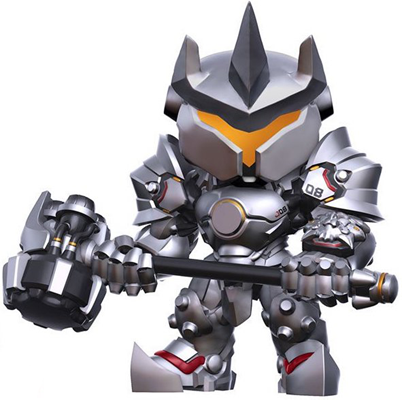 Funko Pop! Games Reinhardt - 6""