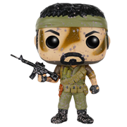 Funko Pop! Games Msgt. Frank Woods (Muddy)