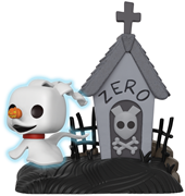 Funko Pop! Disney Zero in Doghouse (Glow) - CHASE