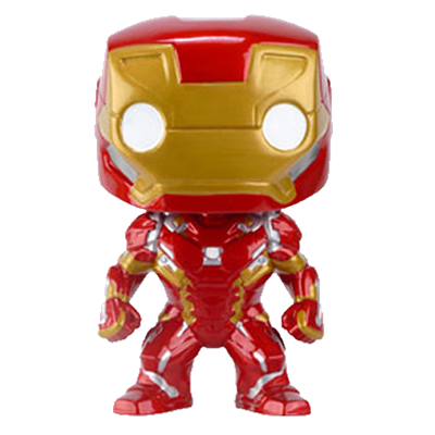 Funko Pop! Marvel Iron Man (Civil War)