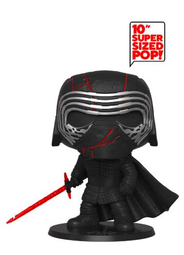 Funko Pop! Star Wars Kylo Ren Supreme Leader (10-Inch) (Glow in the Dark)