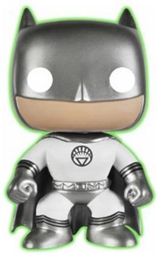 Funko Pop! Heroes White Lantern (Batman) - Glow