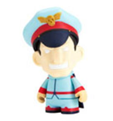 Kid Robot Street Fighter x Kidrobot M. Bison