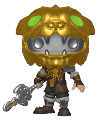 Funko Pop! Games Battle Hound (Glow)