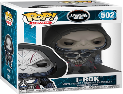 Funko Pop! Movies I-Rok Stock