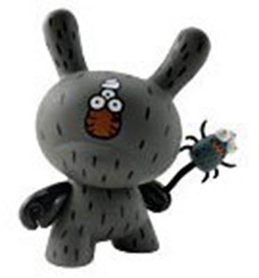 Kid Robot Blind Boxes 2-Faced Series 2 Spider Boom Stock