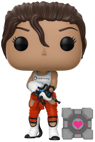 Funko Pop! Games Chell Icon