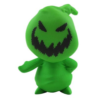 Mystery Minis Nightmare Before Christmas Series 1 Oogie (Green) Stock