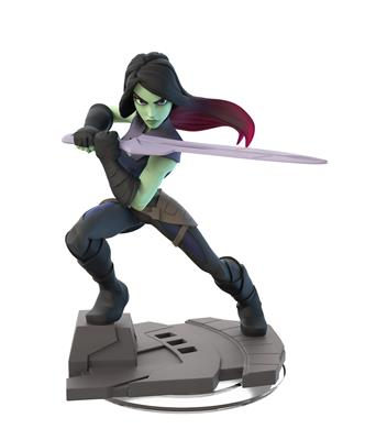 Disney Infinity Figures Marvel Comics Gamora
