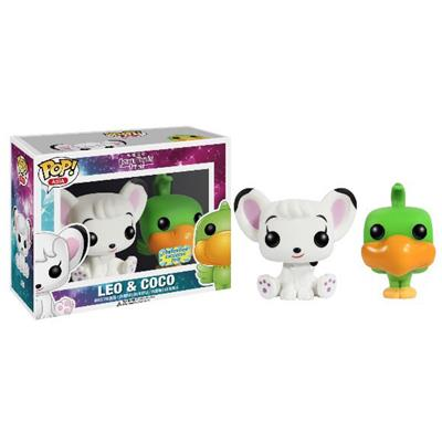 Funko Pop! Asia Leo & Coco (Flocked) Stock