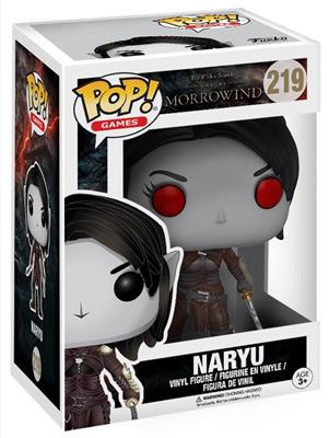Funko Pop! Games Naryu Stock Thumb