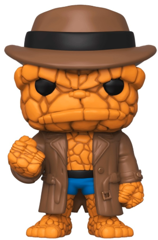 Funko Pop! Marvel The Thing (Hat)