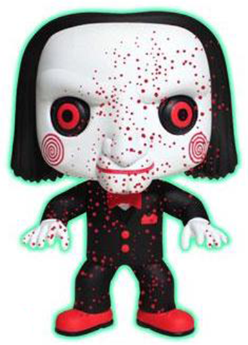 Funko Pop! Movies Billy (Bloody) - Glow