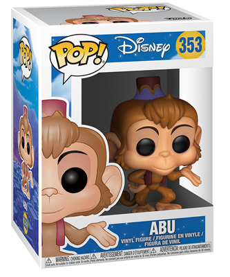 Funko Pop! Disney Abu Stock