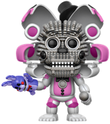 Funko Pop! Games Freddy (Funtime) - CHASE