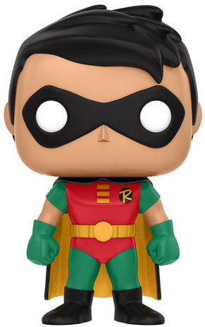 Funko Pop! Heroes Robin (Animated Series)