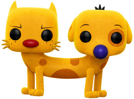 Funko Pop! Animation CatDog (Flocked)