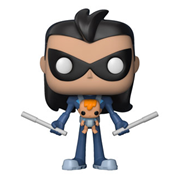 Funko Pop! Television Robin as Nightwing with baby