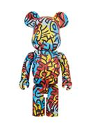Be@rbrick Misc Keith Haring Designercon 1000%