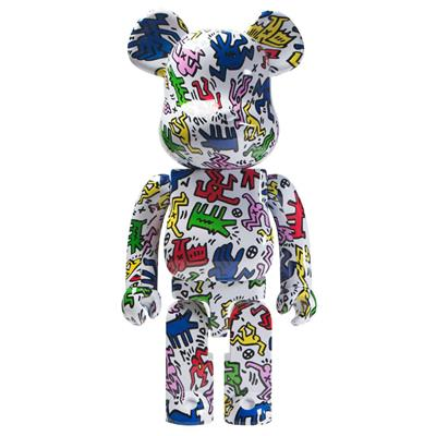 Be@rbrick Misc Keith Haring 1000% Icon