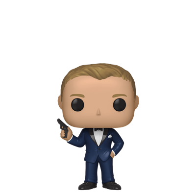 Funko Pop! Movies Daniel Craig (Casino Royale)