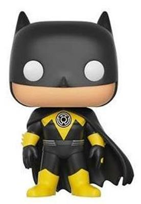Funko Pop! Heroes Batman (Yellow Lantern)