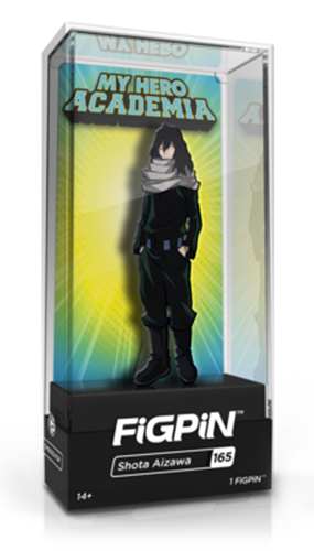 FiGPin My Hero Academia Shota Aizawa Stock