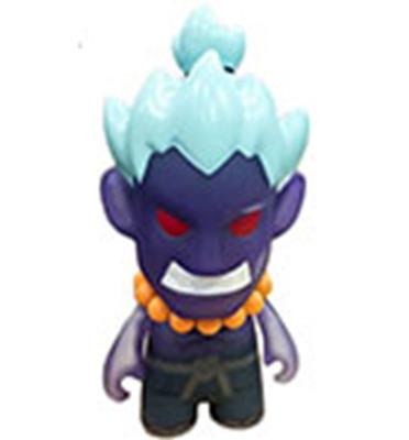 Kid Robot Street Fighter x Kidrobot Shin Akuma (BAIT) Icon