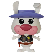 Funko Pop! Animation Ricochet Rabbit (White)