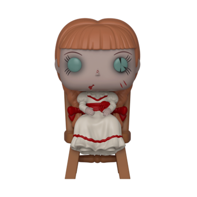 Funko Pop! Movies Annabelle in Chair Icon