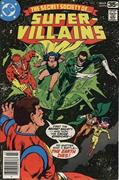 DC Comics Secret Society of Super-Villains (1976 - 1978) Secret Society of Super-Villains (1976) #13