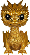 Funko Pop! Movies Smaug (Gold) - 6""