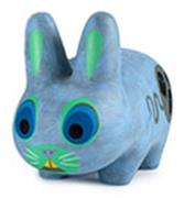 Kid Robot Labbits Light Scaredy Labbit