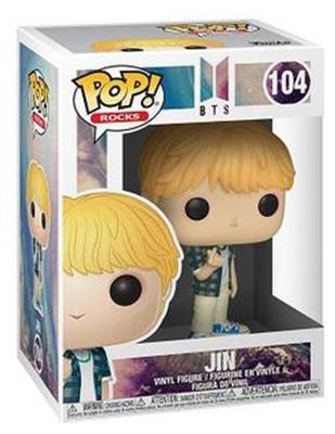 Funko Pop! Rocks Jin Stock