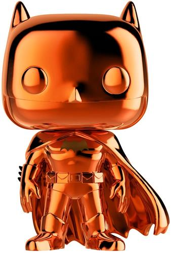 Funko Pop! Heroes Batman (Chrome Orange)