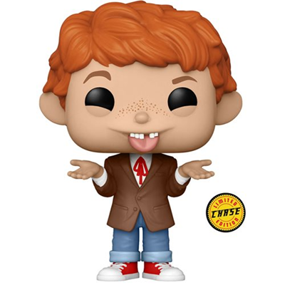 Funko Pop! Television Alfred E. Neuman (Tongue Out)