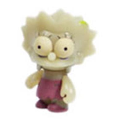 Kid Robot Simpsons x Kidrobot Zombie Lisa
