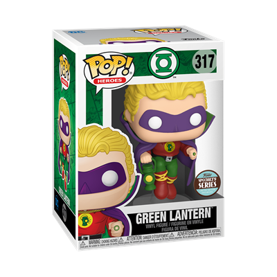 Funko Pop! Heroes Green Lantern Stock Thumb