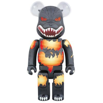 Be@rbrick Misc Godzilla (Burning) 1000%