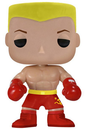Funko Pop! Movies Ivan Drago Icon