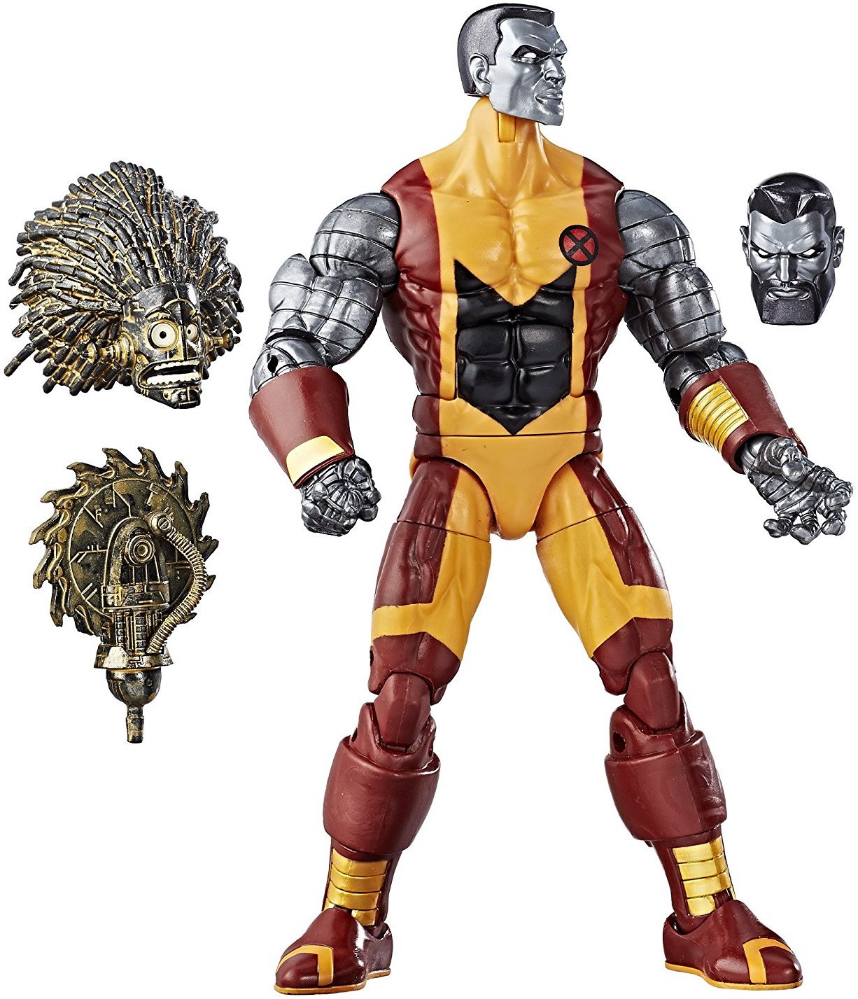Marvel Legends Warlock Series Colossus Stock