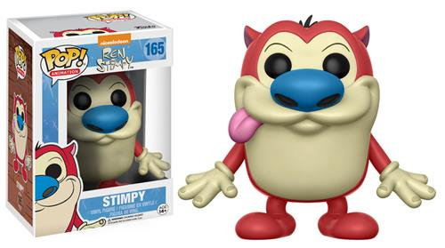 Funko Pop! Animation Stimpy Stock Thumb