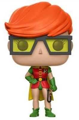 Funko Pop! Heroes Robin (Carrie Kelley) Icon