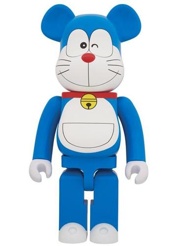 Be@rbrick World Wide Tour Doraemon 1000%