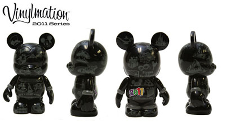 Vinylmation Open And Misc 2011 Edition Park Icons 2011