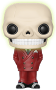 Funko Pop! Funko Bone Daddy (Red Suit) - Glow