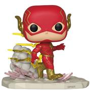Funko Pop! Heroes The Flash - Deluxe