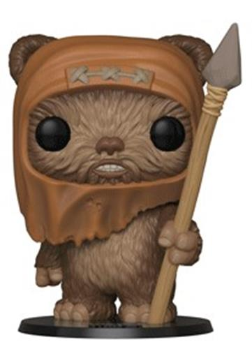 Funko Pop! Star Wars Wicket W. Warrick 10 inch