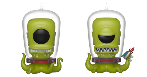 Funko Pop! Animation Kang and Kodos (GITD) Icon