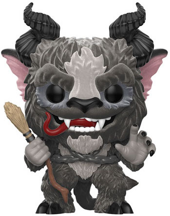 Funko Pop! Holidays Krampus (Flocked) Icon Thumb